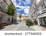 vienna  austria   may 7  2015 ... | Shutterstock . vector #277568303