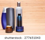 mens cosmetics. various... | Shutterstock . vector #277651043
