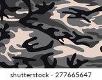 vector background of soldier...   Shutterstock .eps vector #277665647