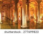 Underground Basilica Cistern...