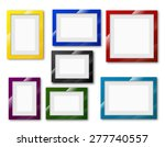 different sizes and a4  b4  c4... | Shutterstock .eps vector #277740557