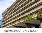 lakeside terraces in barbican...