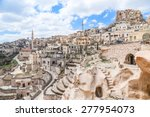 Ancient Town And A Castle Of...