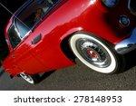 a classic 1950s american car...   Shutterstock . vector #278148953