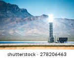 steam driven thermal power... | Shutterstock . vector #278206463