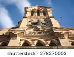 Chihuahua Mexico Church With...