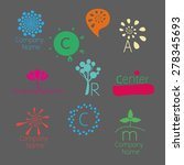 version of the color logo. can... | Shutterstock .eps vector #278345693
