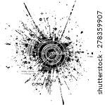tech blot. | Shutterstock .eps vector #278359907