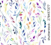 seamless vector pattern with...   Shutterstock .eps vector #278457377
