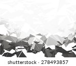 paper falling grey color... | Shutterstock .eps vector #278493857