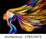 colors of imagination series.... | Shutterstock . vector #278525873