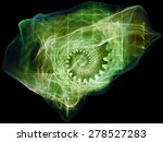 subjective neuron series.... | Shutterstock . vector #278527283