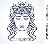 aphrodite greek goddess of...