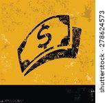 money design on yellow...
