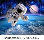 Astronaut Spaceman Cosmonaut...