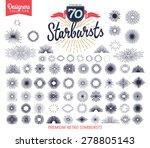 70 Premium Starburst. Designer...