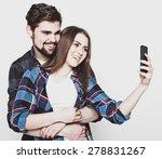 tehnology  internet  emotional  ... | Shutterstock . vector #278831267