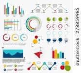 business data market elements... | Shutterstock .eps vector #278859983
