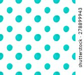 sparkling turquoise acrylic... | Shutterstock .eps vector #278899943