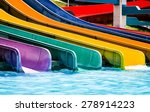 Colorful Plastic Water Slide I...