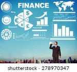 chart currency loan financial... | Shutterstock . vector #278970347