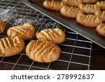 Freshly Baked Peanut Butter...