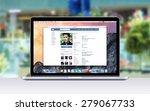 pavel durov vkontakte social... | Shutterstock . vector #279067733