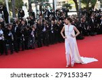 cannes  france   may 18  cansu... | Shutterstock . vector #279153347