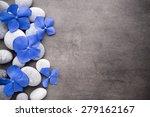 spa stones treatment scene  zen ... | Shutterstock . vector #279162167