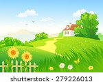 Vector Illustration Of A...