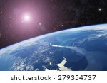 planet earth elements of this... | Shutterstock . vector #279354737