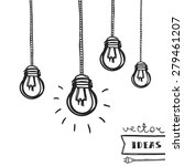 vector illustration of light... | Shutterstock .eps vector #279461207