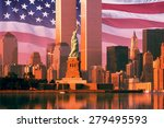 Digital Composite  New York...