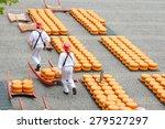 Cheese Market In Alkmaar Holland