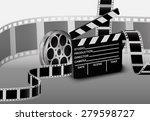 film strip | Shutterstock . vector #279598727