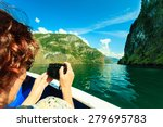 tourism vacation and travel.... | Shutterstock . vector #279695783