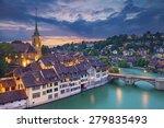 bern. image of bern  capital...   Shutterstock . vector #279835493