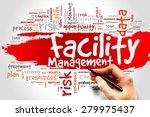 facility management word cloud... | Shutterstock . vector #279975437