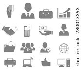 icons  symbols related to the...   Shutterstock .eps vector #280013393