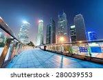 High Rises In Shanghai's New...