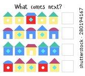 educational game for children... | Shutterstock .eps vector #280194167