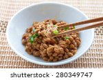 Natto  Fermented Soybeans