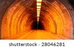 Wawona Tunnel In Yosemite...