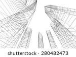 City Buildings. Architecture...