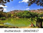 View On The Hill Of Analamanga...