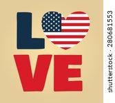 Love Usa  America. Happy...
