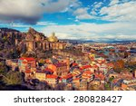 Beautiful Panoramic View Of...