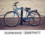bicycle | Shutterstock . vector #280874477