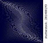 white striped   blue background ... | Shutterstock .eps vector #281488193