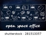 Open Space Offices And...